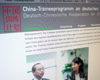 China-Traineeprogramm